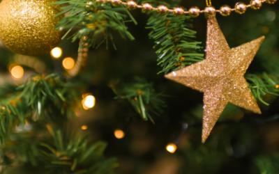 Een bezield gesprek onder de kerstboom